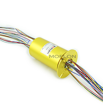 MX18102002-air electricity combination slip ring