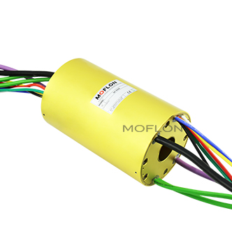 MX18092802-Industrial-Bus rotary joint(slip ring)