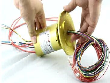 How to works for MZ series slip rings?