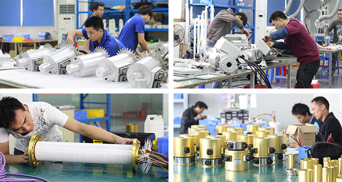 slip ring assembly,