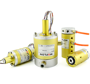 pneumatic rotary union and pneumatic slip ring