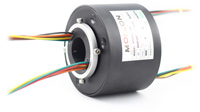 winding reel slip rings