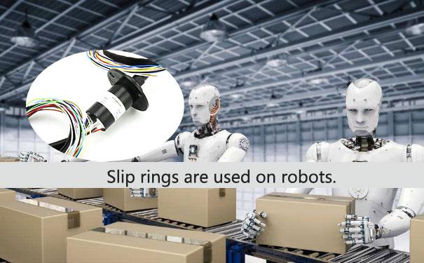 Application Of Slip Rings In Robotics Industry