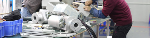 how to assembly slip rings from moflon company?